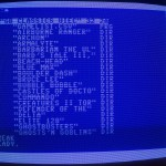 sd2iec - directory listing
