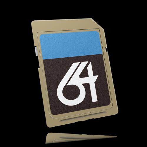 GameBase 64 Reorganizer SD style icon
