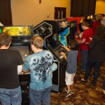 Nice selection of arcade cabs to enjoy