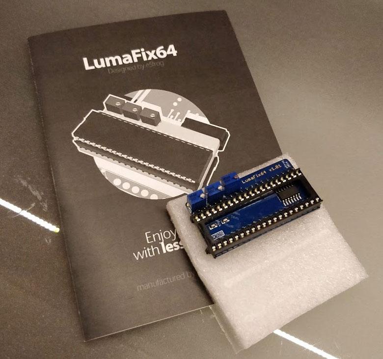 The LumaFix